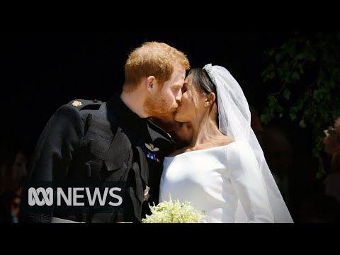 Royal Wedding: Highlights from Meghan and Harry's wedding (Image Reuters: Ben Birchall)