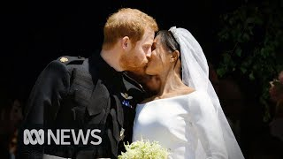 Royal Wedding: Highlights from Meghan and Harry