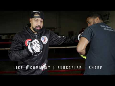 Philly Shell Defense | Boxing | How To | Boxing Tutorial