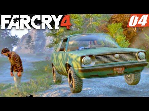Far Cry 4 - Roubando Carro