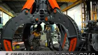 Hydraulic excavator polyp - 1,6m³ ( Nur Group Engineering )
