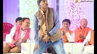 Raju Srivastav With Swami Ramdev   Kumbh Mela Shivir, Ujjain   19 May 2016 (Part 1)