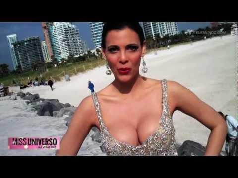 ¿Cómo se prepara Miss República Dominicana? | Miss Universo | Entretenimiento