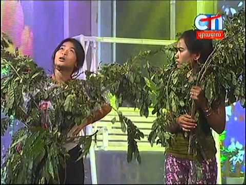 Khmer Comedy new- CTN Comedy, Peakmi Coemdy.09 january 2016