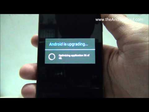 How To Install Android 4.0 Update on Galaxy S II i9100