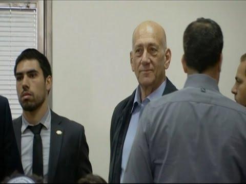 Raw: Olmert Found Guilty in Corruption Retrial