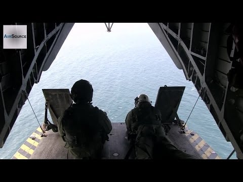 U.S. Marines 31st MEU Search and Rescue Operations for Sewol Ferry