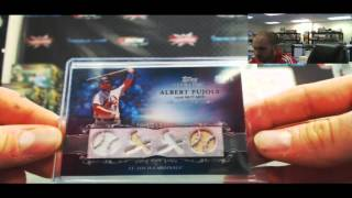2013 Super box Rookies and Phenoms Baseball Case Break - DiM
