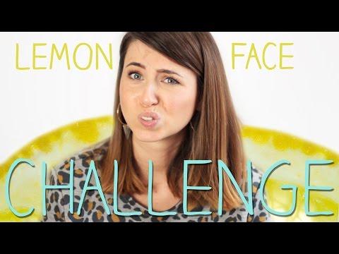 #LemonFaceChallenge für die WELTHUNGERHILFE