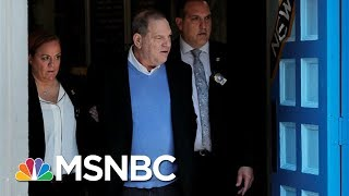 Lawyer: Harvey Weinstein Will Plead Not Guilty In Rape And Sex Charges Case | Hallie Jackson | MSNBC