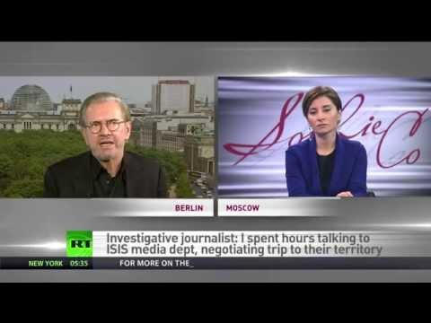 ISIS Jihadi John was my driver, commanded escort - investigative journalist