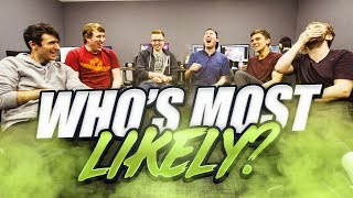 WHO'S THE MOST LIKELY TO CHALLENGE - Houston Outlaws