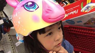 Kid Toy Shopping with Kahlia KidsWorld