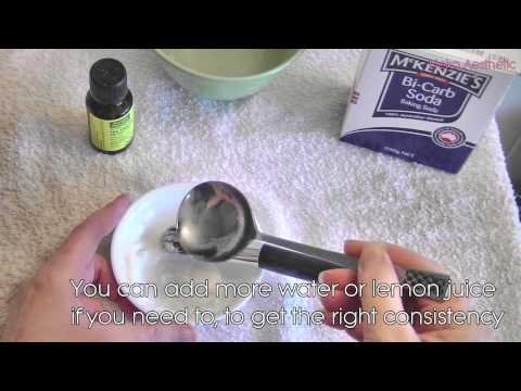 FADE ACNE SCARS FAST! Natural home made whitening mask! Plus BLOOPERS!