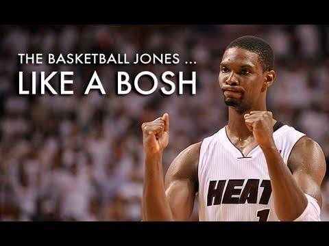 Chris Bosh theme song: Like A Bosh