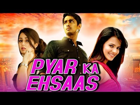 Pyar Ka Ehsaas (Chukkallo Chandrudu) Hindi Dubbed Full Movie | Siddharth Narayan, Sadha, Charmme