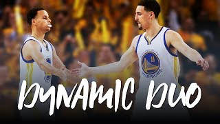 Stephen Curry & Klay Thompson: Dynamic Duo (WCF Game 6) ᴴᴰ