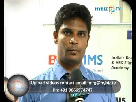 Nageshwar Rao, Big Aims-Animation Infotainment & Media School, Panjagutta, Hyderabad