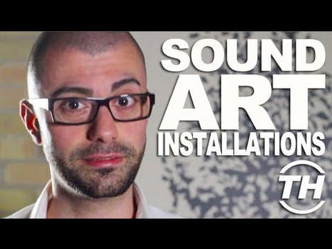 Sound Art Installations - Trend Hunter Kamal Musharbash Talks Artwork That Sings Like the Ocean