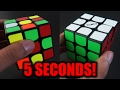 How To Solve A Rubik S Cube In 5 Seconds mp3