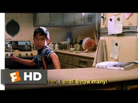 Starsky & Hutch (1/5) Movie CLIP - Little Knife Thrower (2004) HD