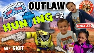 Skylanders Trap Team Hunting: TARGET Exclusive Outlaw Brawl & Chain Villain Variant (w/ Skit) #2