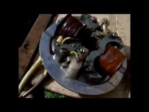 зажигание на мотор лодочный стрела