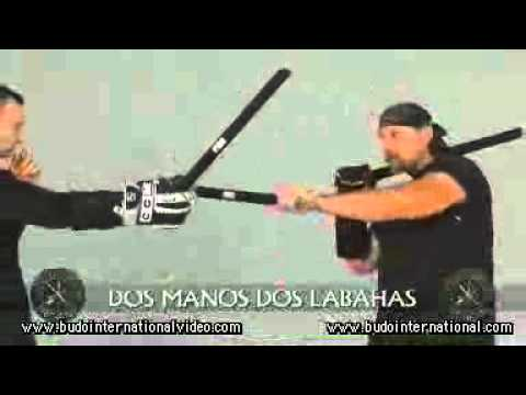 Lameco Eskrima Doble Baston. Dave Gould Image 1