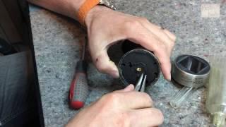 Reparatie lampa solara