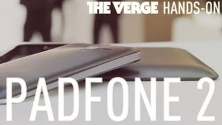 Asus Padfone 2 video demo