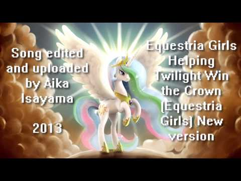 """Equestria Girls – """"Helping Twilight Win the Crown"""" or """"Equestria Girls"""" New TV version"""