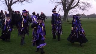 May Day Morris 2013 at the Black Mill pt 3