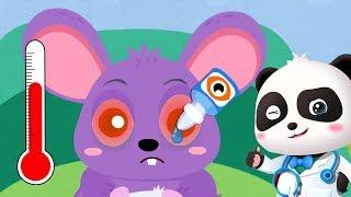 Little Panda's Dream Town - Baby Panda's Hospital care pet - Panda Doctor