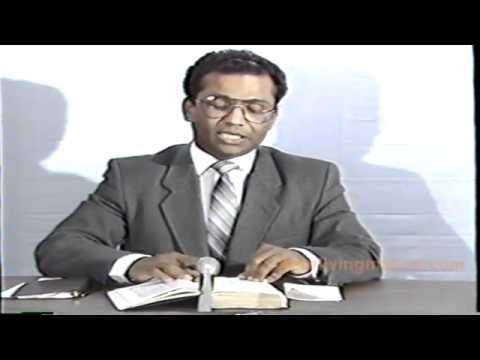 Malayalam Bible Study : Alcoholism By Late.pr.john Daniel video