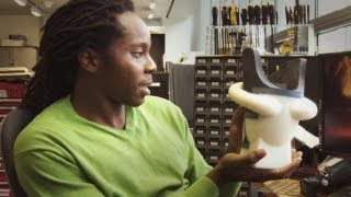 MIT PhD Student Invents New Prosthetics for Amputees