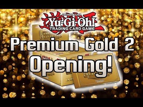 Yugioh Premium Gold 2: Return Of The Bling Box Opening! video