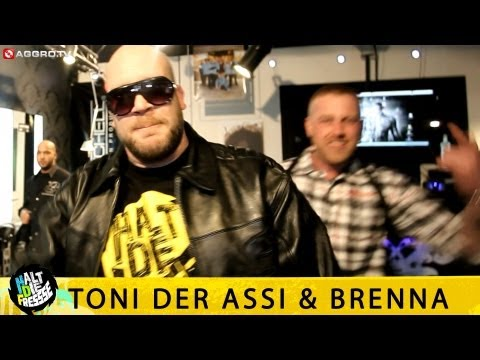 HALT DIE FRESSE - 05 - NR. 272 - TONI DER ASSI & BRENNA (OFFICIAL HD VERSION AGGROTV)