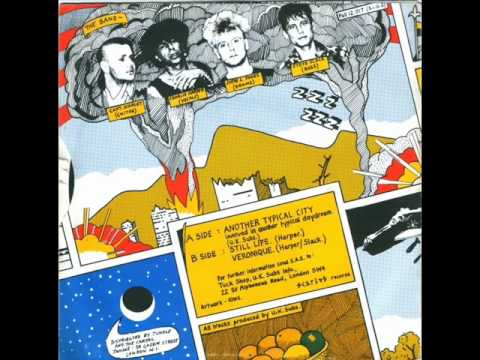 Uk Subs - Still Life
