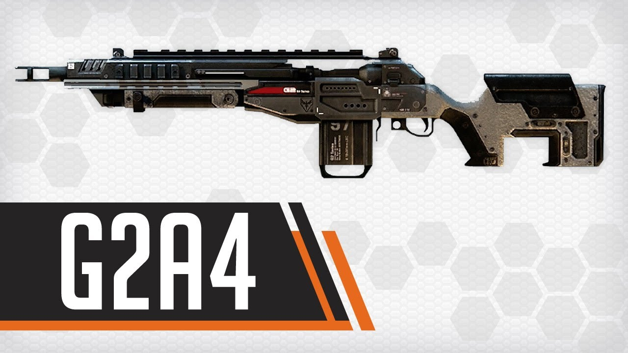 G2A4 : Titanfall Weapon Guide & Gun Review - YouTube