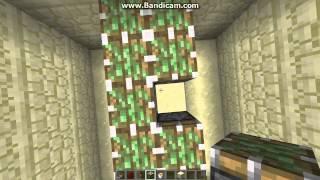 Как да си направим Piston Мост в Minecraft