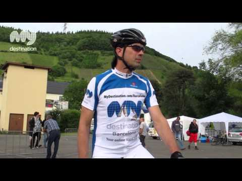 International Bike Marathon In Fell, Germany - My Destination Barcelona video