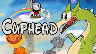 Ruining Cuphead by giving every character knock-off Disney voices