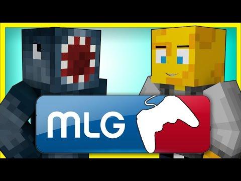 Minecraft - Sky Wars - MLG PLAYS W/AshDubh