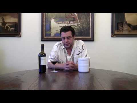 Hourglass Blueline Vineyard Cabernet Sauvignon Wine Tasting with Rhett Gadke