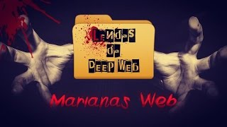 MARIANAS WEB - LENDAS DA DEEP WEB