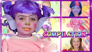Finger Family Compilation | SillyPop