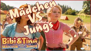 """BIBI & TINA 3 - """"Mädchen Gegen Jungs"""" - Offizielles Musikvideo! (Jetzt im Kino!)"""