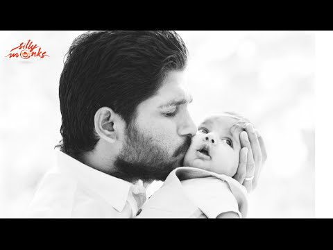 Allu Arjun Son Allu Ayaan Photos - Exclusive