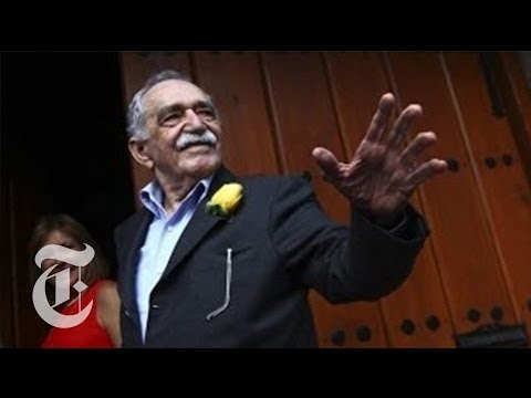 García Márquez, Magical Realism Master, Dies at 87 | The New York Times klip izle