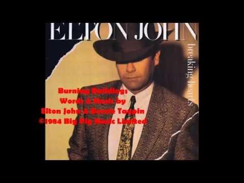 Elton John - Burning Buildings